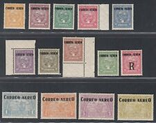 Colombia 1932- Mint never hinged/Mint hinged. Mi Nr.: 305/318 (7G-38256) Mv-4015