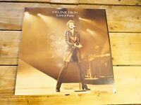 Céline Dion Live à Paris LASERDISC PAL LD EX cover EX 1996 Jean Jacques Goldman