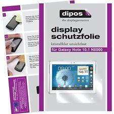 Dipos Crystalclear Displayschutzfolie für Samsung Galaxy Note 10.1 N8000