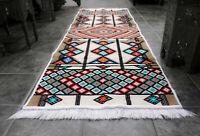 Neu 65x 200 cm Orientalischer Läufer Teppich,Kelim ,Carpet,Rug,Damaskunst S 1320