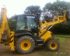 JCB and mini digger hire In West Yorkshire With driver