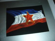 Flying Flag of Yugoslavia (Magnet) (5,5 x 4,5)