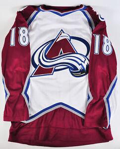 Authentic NHL Hockey Jersey Colorado Avalanche Adam Deadmarsh CCM Center Ice #18