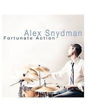 Fortunate Action [Digipak] by Alex Snydman (CD, 2012)