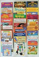 Educational Teaching Books You Choose Kids Workbooks Aids All Grades All Ages