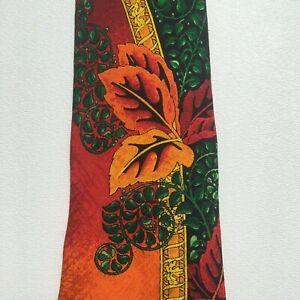 Rush Limbaugh No Boundaries Men's 100% Silk Necktie Multi-Colored