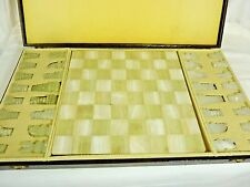 Vintage Rare Chess Set # CR #