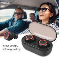 Bluetooth 5.0 casque TWS sans fil HD écouteurs Mini stéréo casque écouteurs