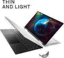 "Dell XPS 13 7390 2-in-1 Convert 13.4 "" FHD Touchscreen Laptop (Silver) Intel 17"