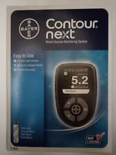 Contour Next Meter (with 100 STRIPS) Blood Glucose Monitoring System Kit