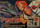 Vintage Photon Electronic Warrior Battle Game 1986