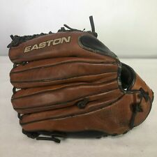 "RIGHT HT - EASTON ST1275 12 3/4"" Brown Fielders Glove Stealth Tourney"
