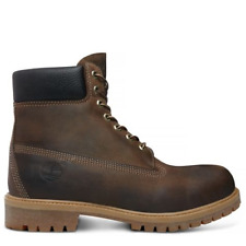 Timberland Heritage classic 6-inch brown boot sizes 6UK