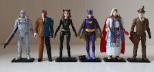 Funko 1966 CLASSIC BATMAN ReAction Styled Figures Villains lot Catwoman Freeze