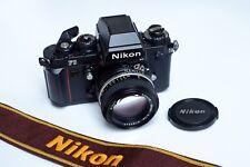 Nikon F3HP + 50mm f1.4 AIS - Near Mint - Fully Tested - Inc Strap