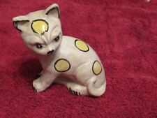 More details for honiton pottery model of  a cat. charles collard period