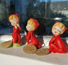 Lil Devil Girls You My Only Vice Josef Originals Figurine w/Tags set of 3