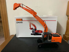 Hitachi Zaxis 200 Hydraulic Excavator Metal Tracks 1/43 Scale DieCast New in Box