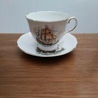 Elizabethan Fine Bone China England Coffee / Teacup & Saucer Set