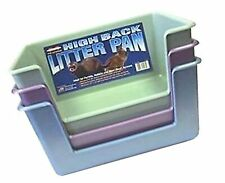 Marshall Ferret Litter Pan High-Back, 1pc Only, Color Varies, New, Free Shipping