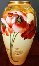 Antique PICKARD Hand Decorated by Paul Gasper 7 inch Gorgeous Rare Vase, Nice!