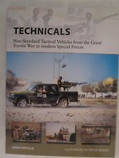 Osprey New Vanguard 257: Technicals : Non-Standard Tactical Vehicles