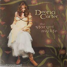 Deana Carter - The Story of My Life (CD, 2005, Vanguard) VG+ 8/10