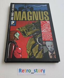 Livre - Magnus - Jorge FORNES - Kyle HIGGINS - CASTERMAN