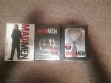 Lot of 3 MADMEN Seasons Two-Three & Four Brand New in Sealed Pkgs.