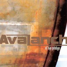 CD AVALANCH EL HIJO PRODIGO  SPANISH HEAVY METAL