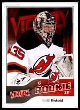 2011-12 Victory Rookie Keith Kinkaid Rookie #299