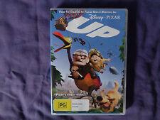 Up Disney Pixar DVD Region 4 New 2010 Excellent Condition