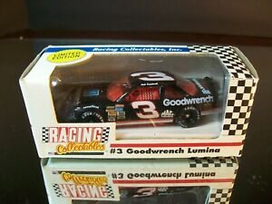 Dale Earnhardt #3 GM Goodwrench 1991 Chevrolet Lumina RCCA 1:64