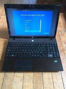 HP Probook 4525s (4 GB RAM, AMD Athlon II, 160 GB HDD, Windows 10)