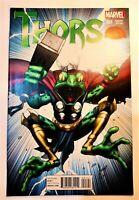 Thors 1 | Keown 1:25 ratio Variant | Throg | Cates | NM