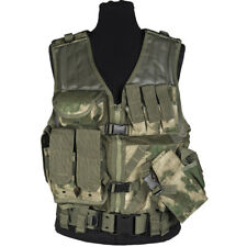 MIL-Tec USMC Tactical Vest Pocket Combattimento Paintball Titolare MIL-TAC FG
