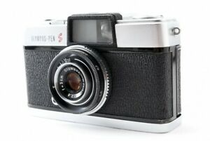 Olympus PEN S 35mm Half Frame Film Camera Excellent From Japan Tested #866747