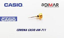 CASIO CORONA/ WATCH CROWN, PARA MODELOS. AW-711, -GOLD TONE-