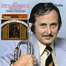The Syd Lawrence Orchestra Singin' 'n' Swingin' & Great Hits of the 1930s