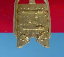 O/On3/On30 WISEMAN BACK SHOP BRASS PARTS BS-230 D&RGW C CLASS TENDER COAL GATE