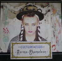 CULTURE CLUB 7'' Karma Chameleon - EU