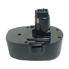 Battery For Black Decker FireStorm 18V 2.0Ah A9277 A9282 CD180G-XE CD18CA PS145