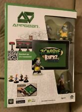 Zombie Burbz Diner Game & Figures By Appgear Ipad Or Android System Required NEW