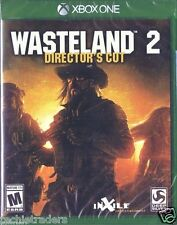 Wasteland 2: Director's Cut (Microsoft Xbox One, 2015)    *Factory Sealed*