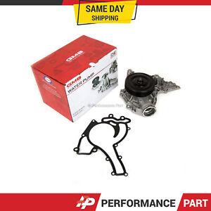 GMB Water Pump Fit 07-15 Mercedes Benz G550 GL450 GL550 S550 CL550 CLK550 E550