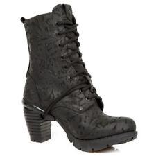 Calzado de mujer botines New Rock color principal negro