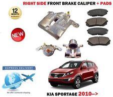 für Kia Sportage 1.6 1.7 2.0 CRDi 2010-2016 NEU vorne rechts Bremssattel + Belag