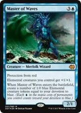 4x Master of Waves - Foil NM-Mint, English Duel Decks: Merfolk vs. Goblins MTG M