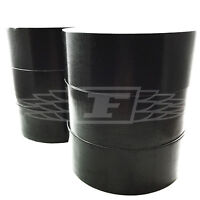 50 METERS x 48mm BLACK GAFFER TAPE CLOTH DUCK DUCT TAPES GAFFA WATERPROOF
