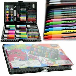 Kinder Profi Kunst Hülle Schreibware Bleistift Malen, Zeichnen Farben
